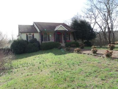 Marshall County Single Family Home For Sale: 1680 Fishing Ford Rd