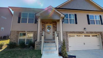 Clarksville Single Family Home For Sale: 1008 Sunrise Dr
