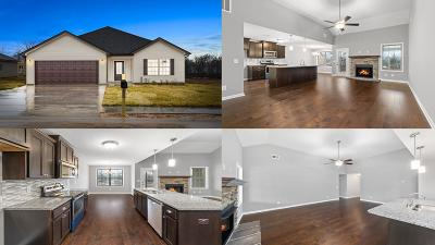 Clarksville Single Family Home Under Contract - Showing: 355 Liberty Park