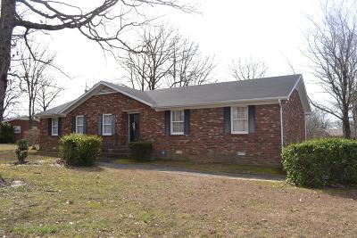 New Johnsonville Single Family Home Under Contract - Showing: 806 Woodland Dr