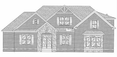 Franklin Single Family Home For Sale: 3709 Ronstadt Road - Lot 5048