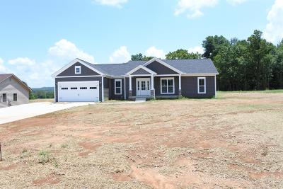 Cookeville Single Family Home For Sale: 120 Crooked Creek Drive