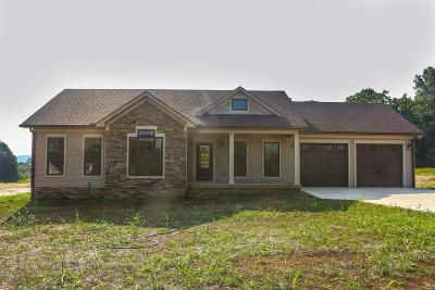 Cookeville Single Family Home For Sale: 33 Crooked Creek Drive