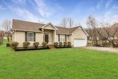 Robertson County Single Family Home For Sale: 107 Deerfield Dr