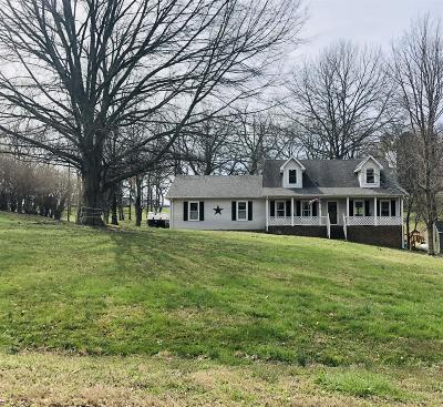 Hendersonville Single Family Home For Sale: 5 Welcome Ln