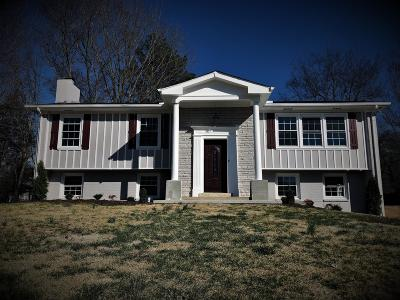 Gallatin Single Family Home For Sale: 1006 Kenny St