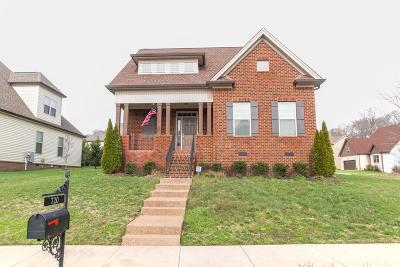 Lebanon Single Family Home Under Contract - Showing: 720 Asbury Hawn Dr