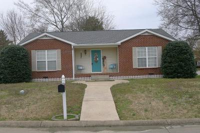 Lebanon TN Single Family Home Under Contract - Showing: $199,900
