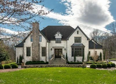 Davidson County Single Family Home Under Contract - Not Showing: 27 Bancroft Pl