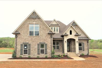 Lebanon Single Family Home For Sale: 3800 W Old Murfreesboro Rd. #4