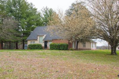 Springfield TN Single Family Home For Sale: $250,000