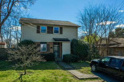 Nashville Single Family Home For Sale: 128 Marshall Ct