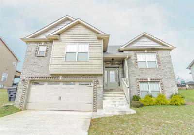 Clarksville Single Family Home Under Contract - Not Showing: 248 Ivy Bend Cir