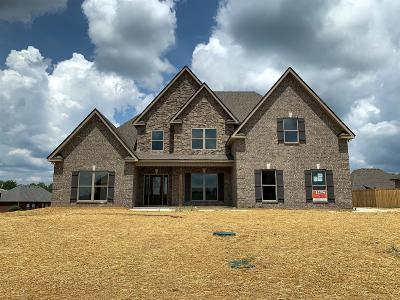 Lascassas Single Family Home For Sale: 1109 Pegasus Run