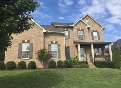 Gallatin Single Family Home Under Contract - Showing: 1011 Five Coves Trce