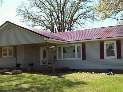 Ethridge TN Single Family Home Under Contract - Showing: $125,000