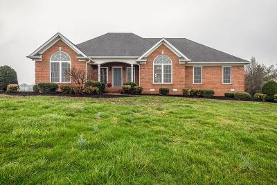 Gallatin Single Family Home For Sale: 1050 Franklin Rd