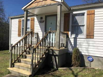 East Nashville Single Family Home For Sale: 336 Edith Ave