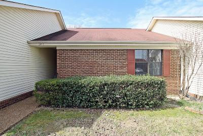 Springfield TN Condo/Townhouse Under Contract - Showing: $95,500