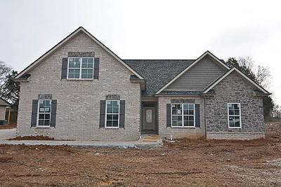 Smyrna Single Family Home Under Contract - Showing: 1305 Kaci Dr