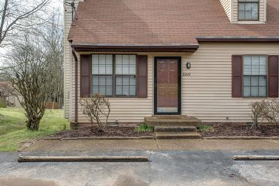 Nashville Condo/Townhouse Under Contract - Showing: 3169 Trails End Ln