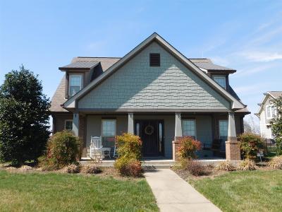Clarksville Single Family Home For Sale: 305 John Duke Tyler Blvd