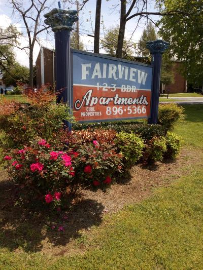 Rutherford County Rental For Rent: 815 Fairview Ave