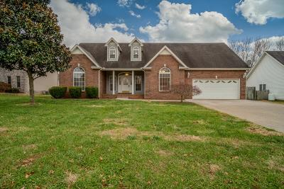 Clarksville Single Family Home For Sale: 786 Parade Ct