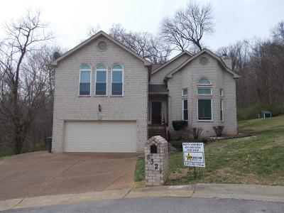 Cane Ridge TN Single Family Home Under Contract - Showing: $309,900