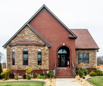 Clarksville Single Family Home For Sale: 224 John Duke Tyler Blvd
