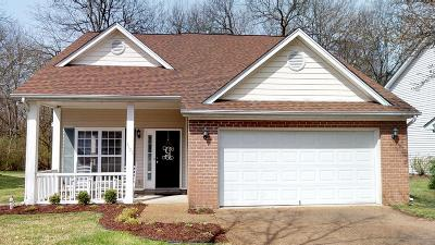 Franklin Single Family Home For Sale: 3123 Langley Dr