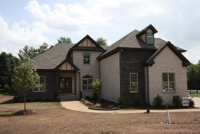 Hendersonville Single Family Home For Sale: 2006 Eagle View Rd