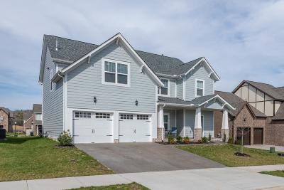 Gallatin Single Family Home For Sale: 168 Ferdinand Dr Lot 546