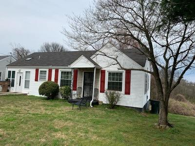 Nashville Single Family Home Under Contract - Not Showing: 1518 Marwood Ln