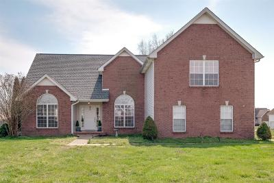 Clarksville Single Family Home For Sale: 297 Fair Haven Dr
