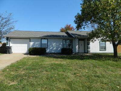 Christian County Single Family Home Under Contract - Not Showing: 916 Hugh Hunter Road
