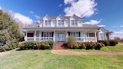 Lewisburg Single Family Home Under Contract - Showing: 3691 Verona Caney Rd