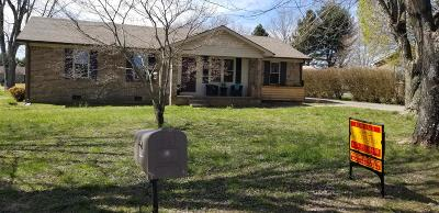 Smithville Single Family Home Under Contract - Not Showing: 719 Parkway Dr