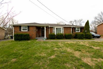 Hermitage Single Family Home Under Contract - Showing: 405 Terry Pl