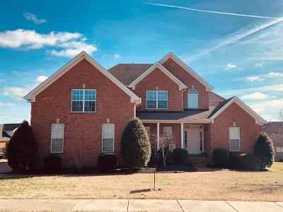 Hendersonville Single Family Home Under Contract - Showing: 112 Captains Cir