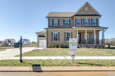 Thompsons Station  Single Family Home For Sale: 3671 Martins Mill Road
