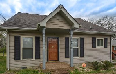 Madison Single Family Home Active Under Contract: 426 Kinsey Blvd