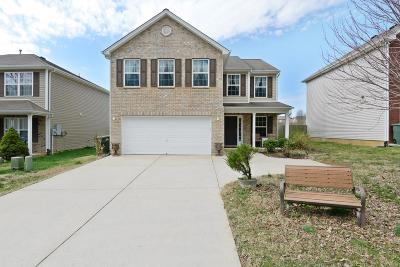 Springfield Single Family Home Under Contract - Showing: 349 Golfview Ln