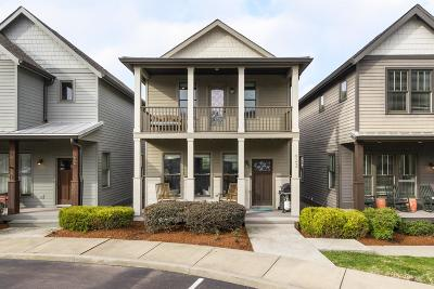 Nashville Single Family Home For Sale: 622 Chesterfield Way