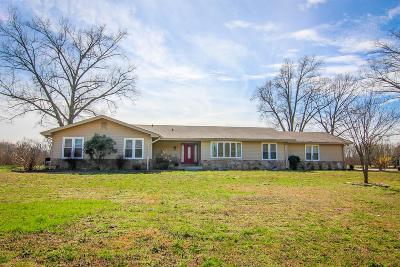 Franklin County Single Family Home For Sale: 3989 Spring Creek Rd