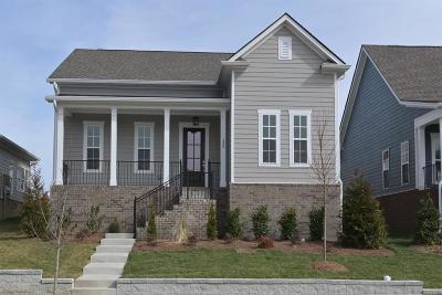 Nolensville Single Family Home For Sale: 1908 Grace Point Ln
