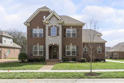 Nolensville Single Family Home For Sale: 1972 Eulas Way