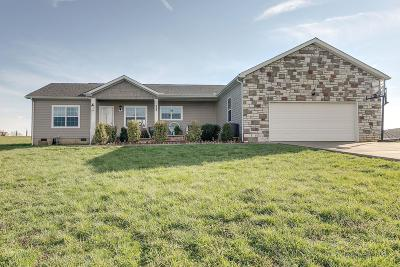 Spring Hill Single Family Home For Sale: 2012 Silverado Pass
