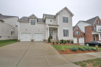 Franklin Single Family Home Under Contract - Showing: 324 River Bluff Dr