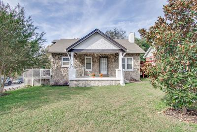 Single Family Home Under Contract - Showing: 924 McFerrin Ave